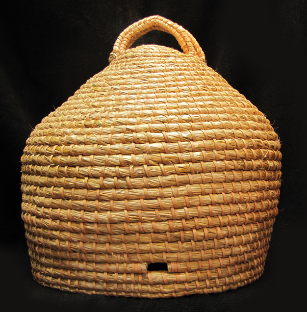 Handled Bee Skep